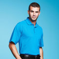 Purcell Short Sleeve Polo (men, blank)